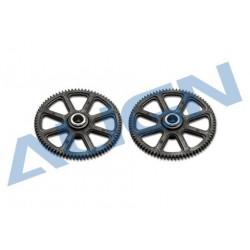 78T Main Drive Gear T-REX 100S/100X/150 (H15G001XXT)