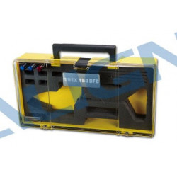Trex150 Carry Box-Yellow/ Valise de transport Jaune (H15Z003XXT)