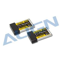 ALIGN Batterie M424 1S1P 3.7V 530mAh/20C (HBP05301T)