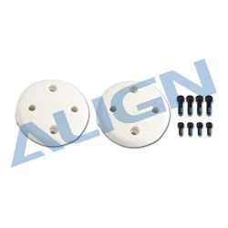 Multicopter Main Rotor Cover-White (M480017XXT)
