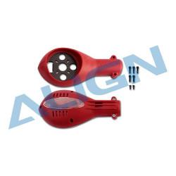 M480 Motor Mounts - Red (M480031XRT)