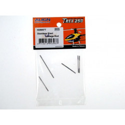 T-Rex 250 - Stainless Steel Linkage Rod (H25057T)