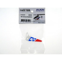 T-Rex 100 - Vertical Stabilizer (H11013T)