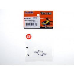 T-Rex 250 - Metal Flybar Seesaw Holder/Silver (H25007QFT)