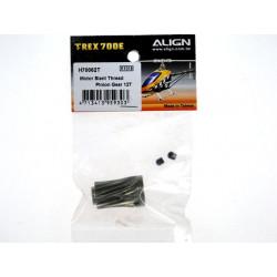 Motor Slant Thread Pinion Gear 12T (H70062T)