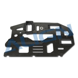 600PRO Carbon Main Frame(L)/2.0mm (H60210T)