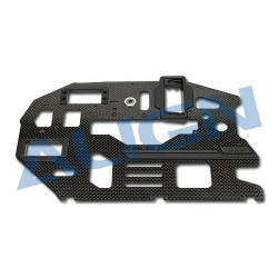 600PRO Carbon Main Frame(R)/2.0mm (H60211T)