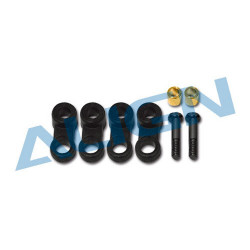 New Tail Pitch Control Link - Double chape - T-rex 450 (H45183T)