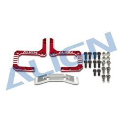 Metal Shapely Reinforcement Plate And Brace Assembly T-REX 700E/800E (H70B002XXT)